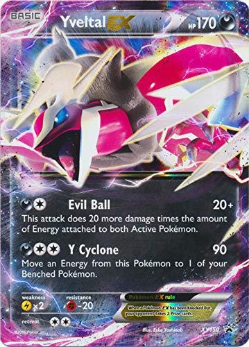 Pokemon - Yveltal-EX (XY150) - XY Black Star Promos