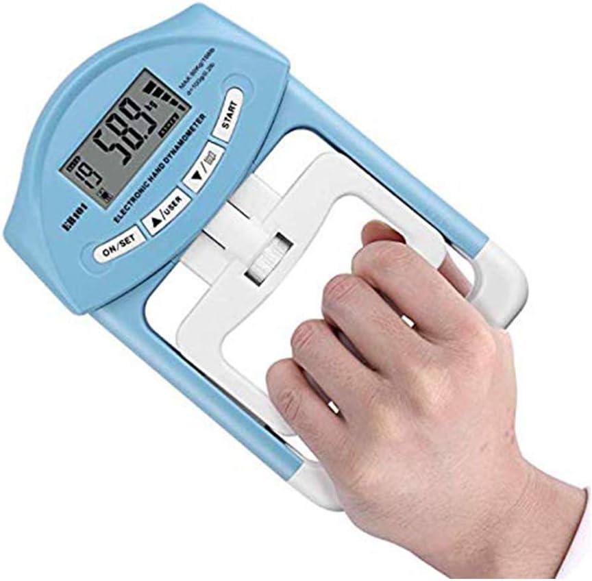 VAlinks Digital Under blast sales Portable Hand Dynamometer Grip 198 S 90 Houston Mall kg Lbs