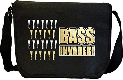 Contra Bassoon Bass Invader REED - Sheet Music Document Bag Musik Notentasche MusicaliTee