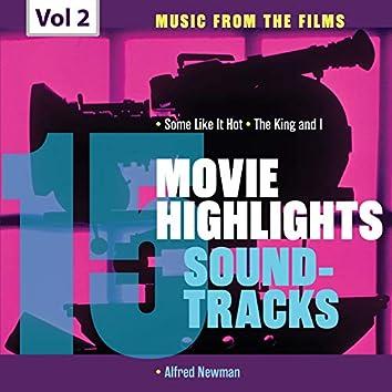 Movie Highlights Soundtracks, Vol. 2