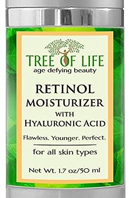 Retinol Moisturizer Face Cream
