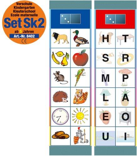 Set SK2: Buchstaben und Wörter