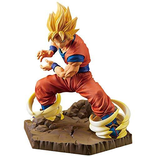 Banpresto Dragonball Z - Absolute Perfection Figura, Son Goku, 82404, 15cm