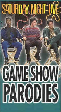 Saturday Night Live - Game Show Parodies [VHS]