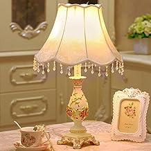 Bedlamp Bedroom Bedside lamp Wedding Decoration lamp,C,Incandescent Light Switch