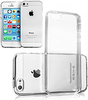 iPhone 7 Case, Iluxus® Liquid Crystal Soft Flexible Silicone Slim Crystal Clear Ultra