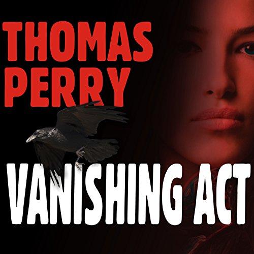 Vanishing Act audiobook cover art
