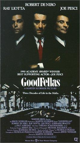 Goodfellas [VHS]