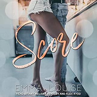 Score     Flawed Love Series, Book 1              By:                                                                                                                                 Emma Louise                               Narrated by:                                                                                                                                 Amy Melissa Bentley,                                                                                        Alex Kydd                      Length: 5 hrs and 26 mins     6 ratings     Overall 3.8