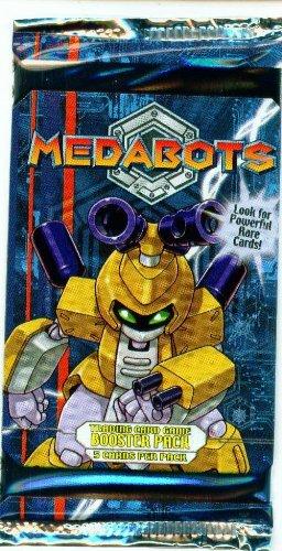 Medabots Card Game: Booster Pack