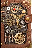 Medieval Notebooks: Steampunk Inspired Notebook or Journal: Great Notebook for School or as a Diary, Lined With More than 100 Pages.  Notebook that can serve as a Planne
