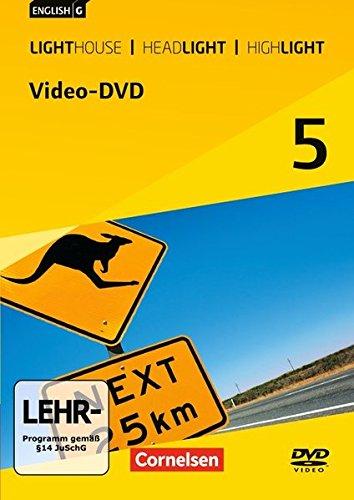 English G Lighthouse / English G Headlight / English G Highlight Band 5: 9. Schuljahr - Allgemeine Ausgabe - Video-DVD: Zu