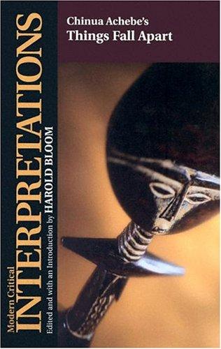 Things Fall Apart (Modern Critical Interpretations Series)