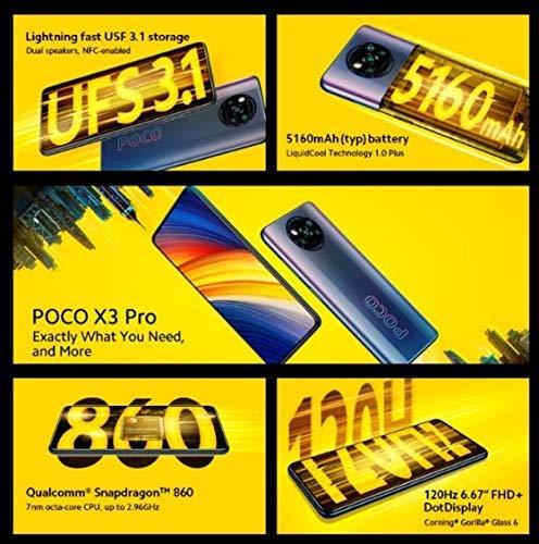 Xiaomi Poco X3 Pro 128GB Metal Bronze Dual SIM - 5