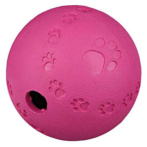 Trixie 34941 Dog Activity - Palla Snack, ø7 cm, Colori Sortiti