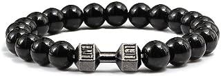dumbbell bracelet fit life