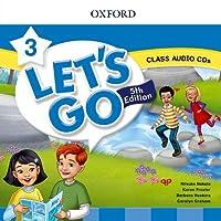 Let's Go: Level 3: Class Audio CDs