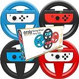 Orzly Volantes 4 en 1 para Mario Kart...