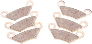 Race Driven Severe Duty Front and Rear Brake Pads for Polaris Sportsman 550 850 Touring XP EFI EPS SP HD
