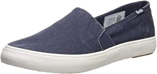 Keds Women's Clipper Washed Solids Sneaker