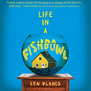 Life in a Fishbowl audiobook cover art