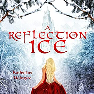A Reflection of Ice audiobook cover art