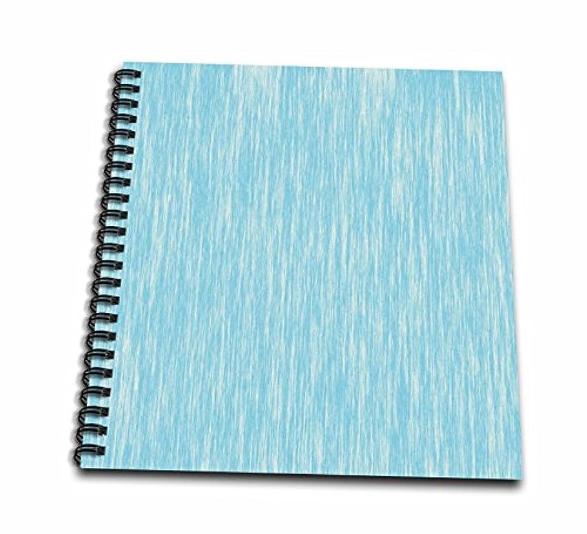 3dRose db_38511_2 Aqua Sky Abstract Design Colors Art Memory Book, 12 by 12-Inch