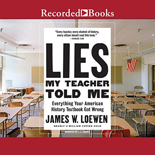 Lies My Teacher Told Me, 2nd Edition Titelbild