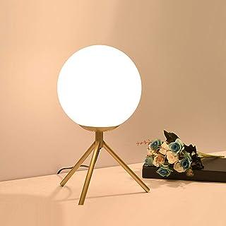 Amazon It Sfera Di Vetro Lampade Da Tavolo E Abat Jour Lampade Illuminazione