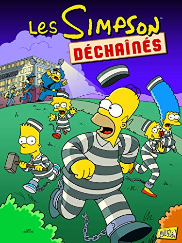 Les Simpson - tome 28 Déchaînés (28)
