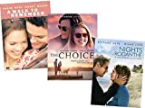 Nicholas Sparks Collection - ♥♥ A Walk to Remember / The Choice / Nights in Rodanthe (DVD) ♥♥