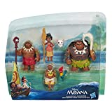 Hasbro Disney Vaiana C0149EU5 - Little Kingdom großes Collection-Set, Minipuppen