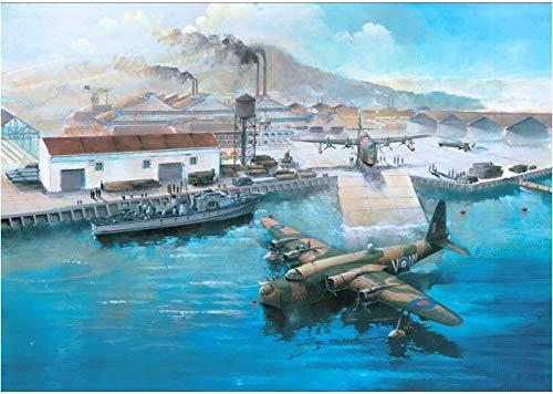FLYHAWK - Royal Navy Seaplane Dockside Base