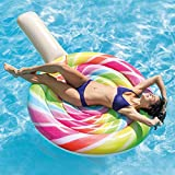 Zoom IMG-1 intex matelas gonflable sucette