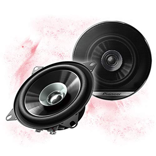 Einbauset f/ür Opel Corsa C Lautsprecher Boxen Pioneer TS-G1320F 13cm 2-Wege 130mm PKW Koaxiallautsprecher Auto Einbausatz D T/ür hinten JUST SOUND best choice for caraudio