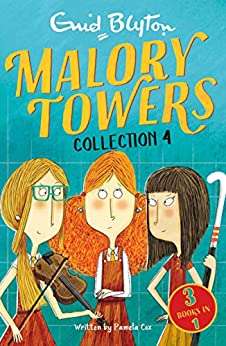 Malory Towers Collection 4: Books 10-12 (Malory Towers Collections and Gift books) by [Enid Blyton]