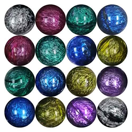 Entervending Bouncy Balls - Rubber Balls for Kids - Bowling Bounce Balls - 25 Pcs Large Bouncy Ball 45 mm - Super Ball Vending Machine Toys - Bouncing Balls Party Favors