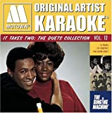 Motown Original Artists Vol. 12: It Takes Two, The Duets Collection karaoke duets Oct, 2020