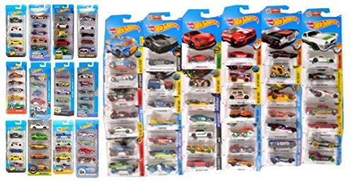 Hot Wheels 5-er Geschenkset Muscle-Cars - Toon´d Muscle R0692