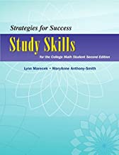 Strategies For Success: Study Skills for the College Math Student (2nd Edition) (Study Skills in Developmental Math)