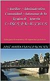 Auxiliar Administrativo Comunidad Autónoma de la Región de Murcia CASOS PRÁCTICOS: Guía para el examen y 10 supuestos prácticos