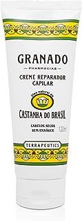 Granado, Creme Reparador Capilar Terrapeutics Castanha do Brasil 120ml