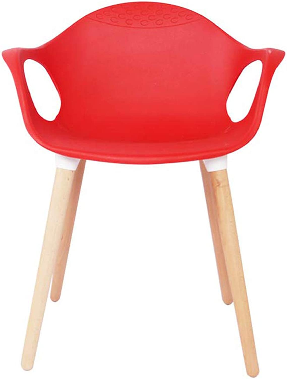 Wooden Dining Chairs Barstool Makeup Stool Office Chair Leisure Chairs,Backrest,for Cafe Lounge Study Room Living Room Restaurant Pub,2 colors