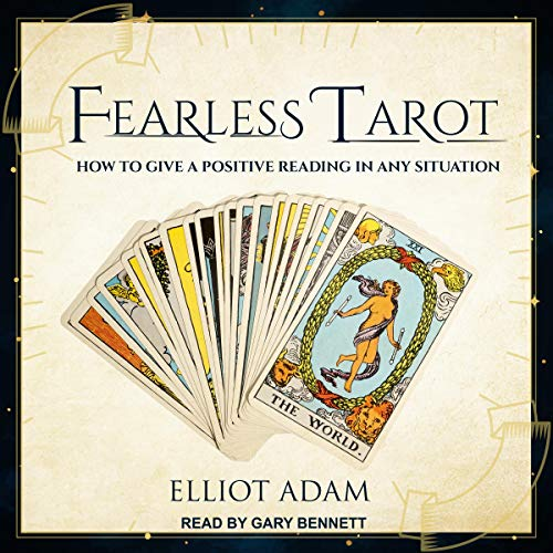Fearless Tarot cover art