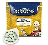 Caffè Borbone Confezione da 100 Cialde Compostabili - 720 g (7.2 g x 100)