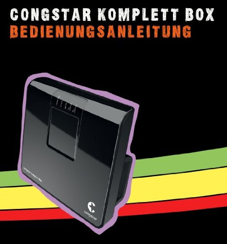 Congstar Komplett Box Wireless Router Speedport W503V