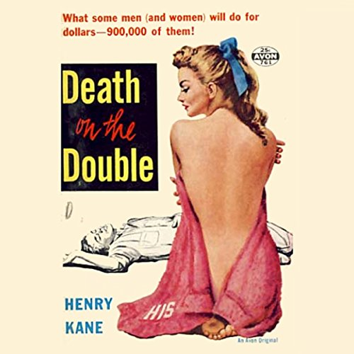 Death on the Double audiobook cover art