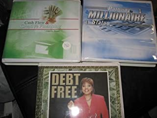 CASH FLOW AND CREATIVE FINANCING (3 CDS);PATHWAY TO MILLIONAIRE STATUS (4 CDS); AND DEBT FREE (3 CDS) (GET THIS ENTIRE 3 PACKAGES)