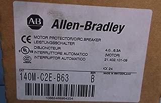 ALLEN BRADLEY 140M-C2E-B63 SERIES B NIB