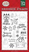 Echo Park Stamps-Cookies & Milk